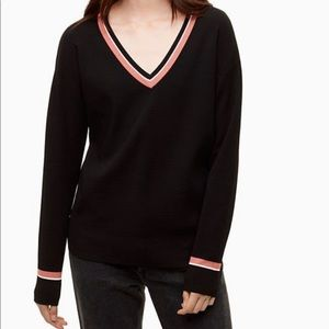 Wilfred Free Wolter V-Neck Sweater